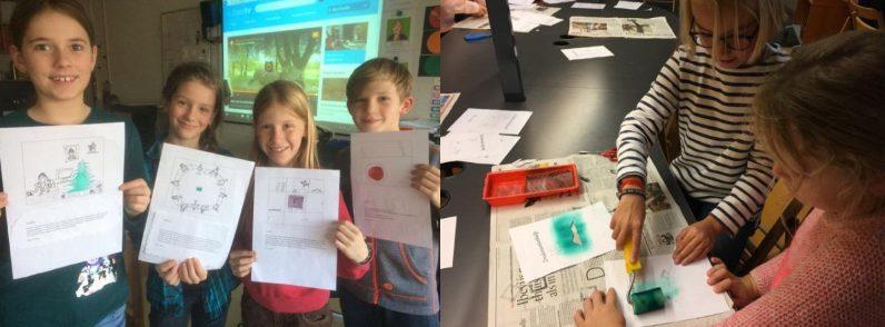 Jenaplanschool De Zevensprong en Stichting Taalvorming LeerlijnenLab