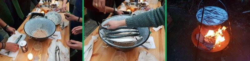Mocca MAsterclass Culinair Erfgoed makreel roken