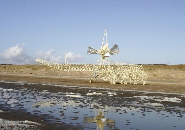 strandbeest theo jansen staat van cultuureducatie mocca